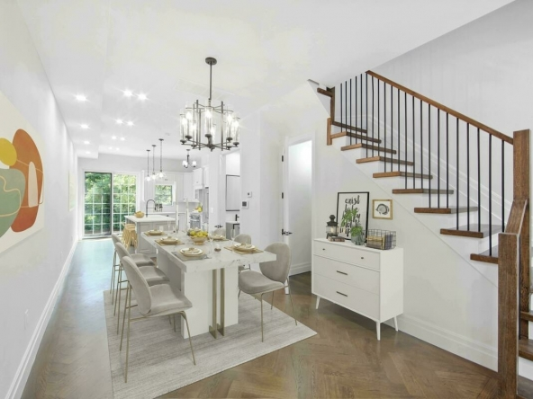 424 Halsey Street - Townhouse for sale